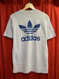DeadStock 1980's adidas S/S Tee SIZE・Large