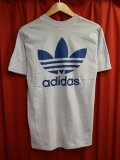 DeadStock 1980's adidas S/S Tee SIZE・Medium