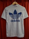 DeadStock 1980's adidas S/S Tee SIZE・Small